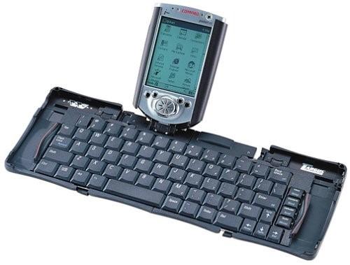 targus stowaway teclado portatil para pocket pc, pa 840