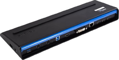 targus usb 3.0 superspeed ??dual video docking station con a