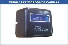 tarifador de cabina telefónica  $130 nuevo