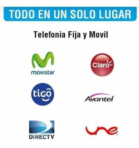 tarifas y planes para móvil o tv e internet