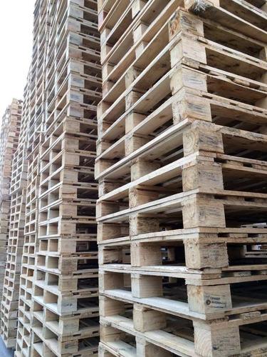 tarima de madera de pino nueva uso industrial para exportar