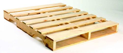 tarima de madera seminueva