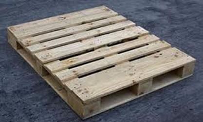 Tarima de madera seminueva reciclada para exportacion for Tipos de tarima flotante precios