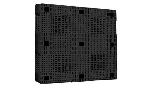 tarima de plastico ta-07 (40x48) patìn y montacarga