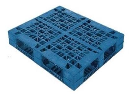 tarima plastica usada para carga