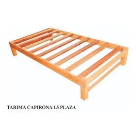 Tarima Plaza Y Media , Capirona