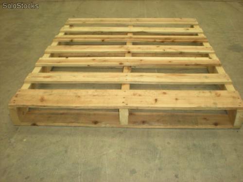 Tarimas de madera 40 39 39 x 48 39 39 precio es en pesos 90 - Precio tarima madera ...