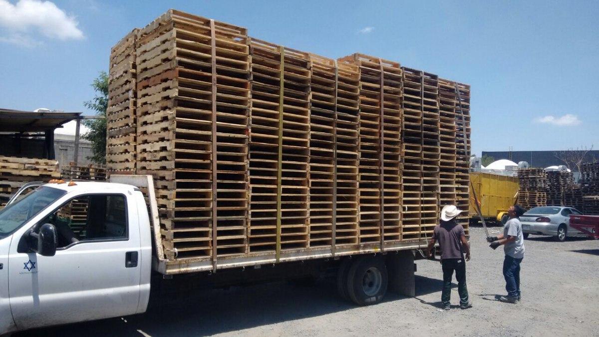 tarimas de madera 40 39 39 x 48 39 39 precio es en pesos 90