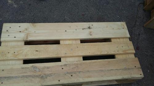 tarimas  de madera euro sobre medida