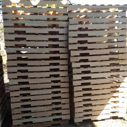 tarimas de madera nuevas
