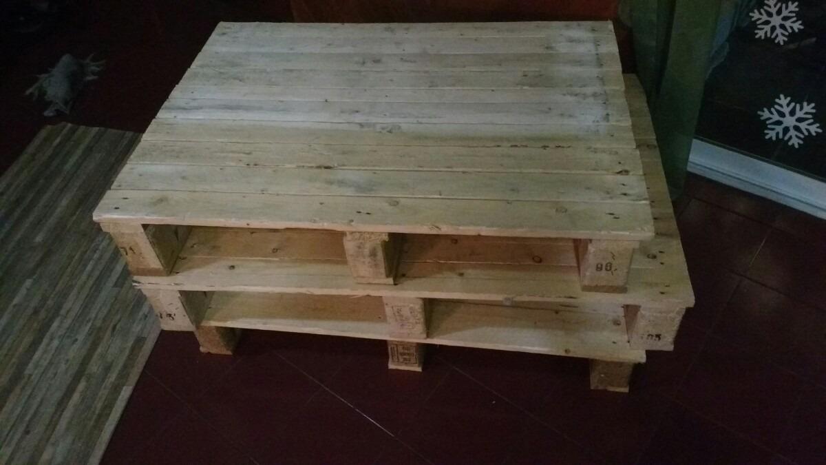 tarimas de madera recicladas en mercado libre On muebles de tarimas de madera recicladas