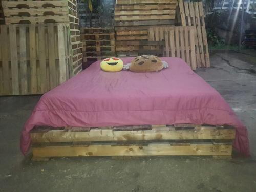 tarimas de madera usadas en buen estado