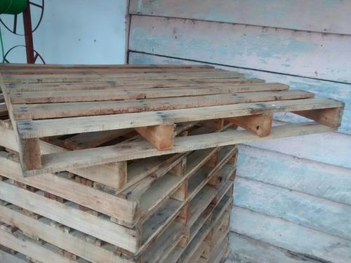 tarimas nuevas de madera de eucalipto