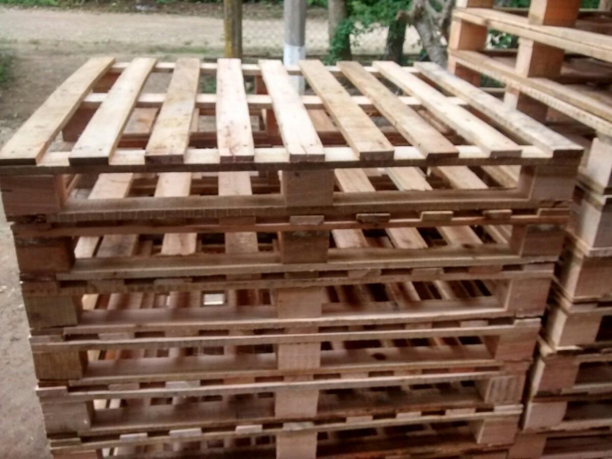 Tarimas nuevas de madera de eucalipto en - Precio tarima madera ...