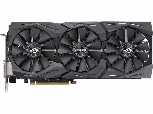 tarj. video asus gtx 1080 8gb ddr5 strix 256 bit