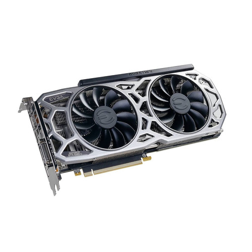 tarj. video evga gtx 1080ti 11gb ddr5 352 bit