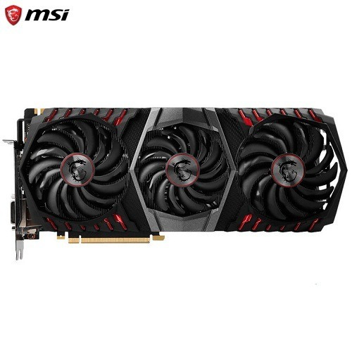 tarj. video msi ( gtx 1080 ti gaming x trio ) 11gb ddr5