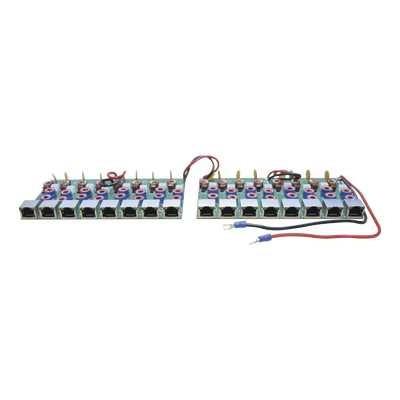 tarj45kit16turbo tarjeta d/16 ch rj45 p/ kit-tt16pvturbo