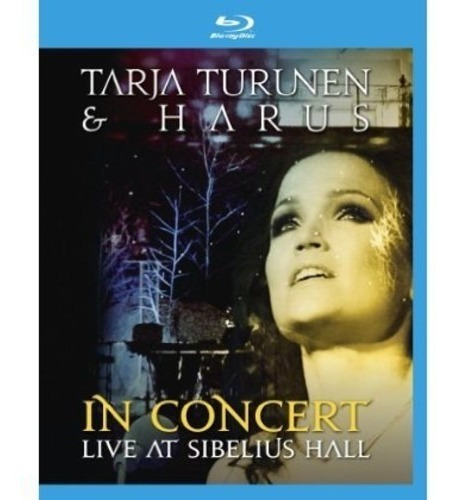 tarja & harus in concert bluray nuevo importado nightwish