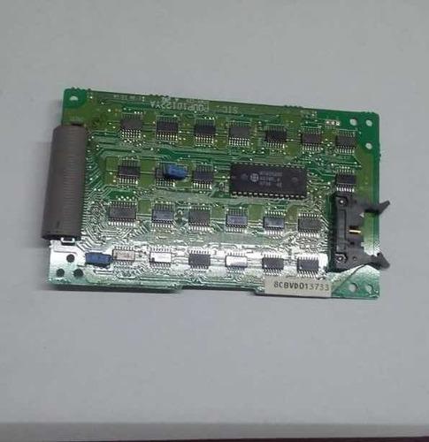tarjeta 123241 para consola de operadora de 123210