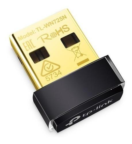 tarjeta adaptador de red wifi usb tl-wn725n micro tp-link /