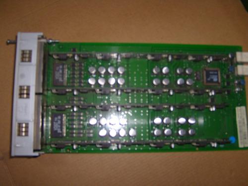 tarjeta alcatel sli-16 para central telefónica oxo - oxe