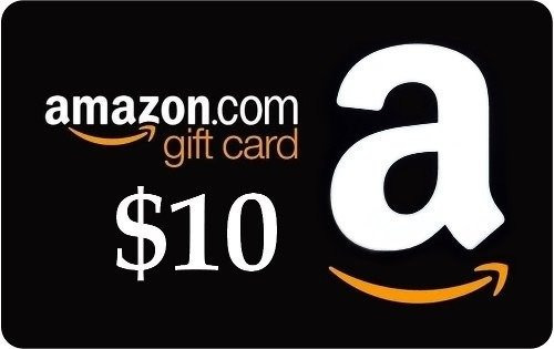 tarjeta amazon gift card 10 dolares - codigo digital