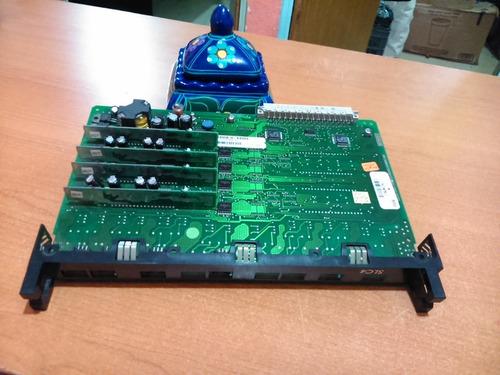 tarjeta analógica slc4 alcatel