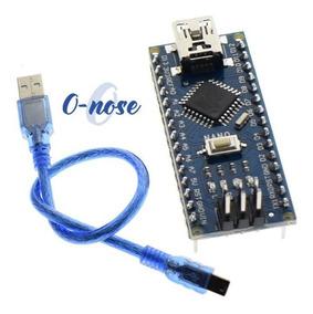 Tarjeta Arduino Nano V3 0 Driver Ch340 + Cable Usb