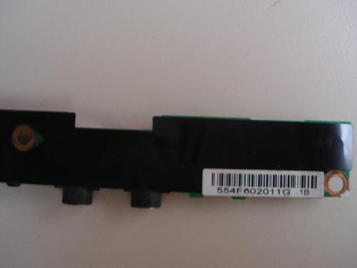 tarjeta audio compaq presario v3000 554f602011g