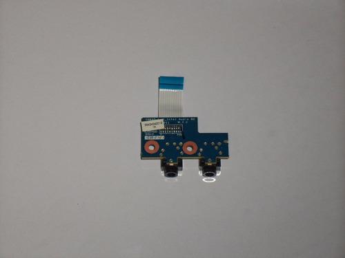 tarjeta audio hp 4520s 4525s 4720s 554gk04001g 598684-001