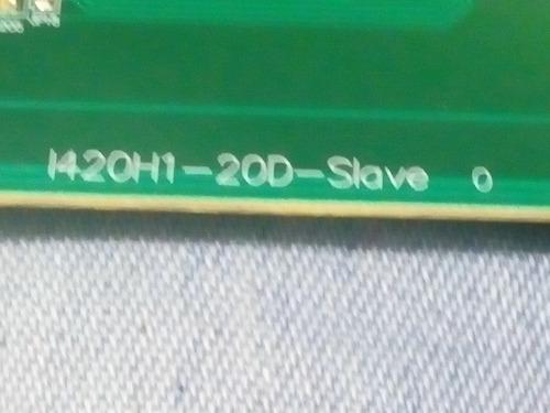tarjeta balastra lg 42lg50-ua.awmhljm 1420h1-20d-slave y mtr