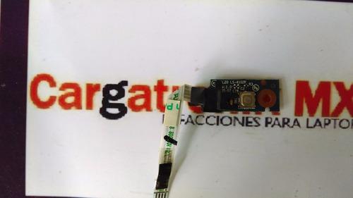 tarjeta boton  de encendido hp dv4 2000