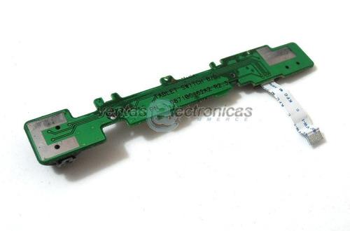 tarjeta boton de encendido para hp compaq tc1100 ipp5