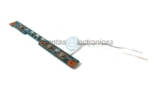 tarjeta boton de encendido para sony vaio vgn-ns230te ipp5