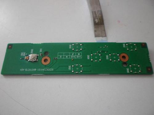 tarjeta boton de encendido para toshiba a105