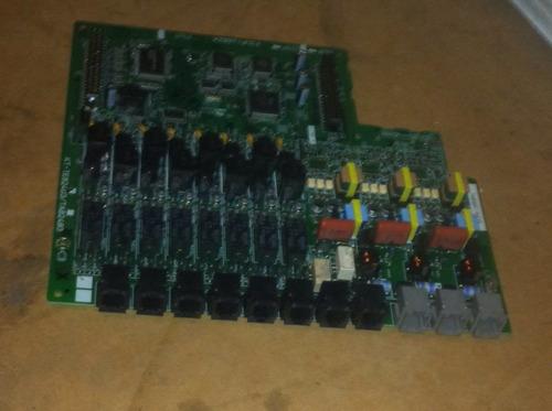 tarjeta conmutador panasonic kt te82483/ta82483
