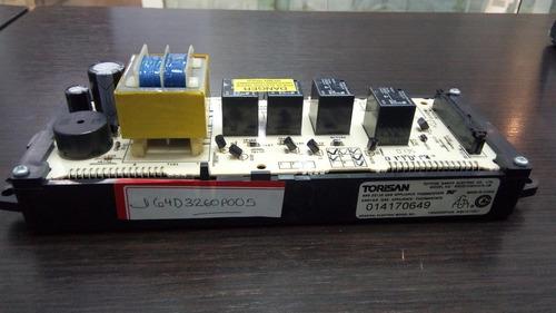 tarjeta control p/ estufa de gas 164d3260p005