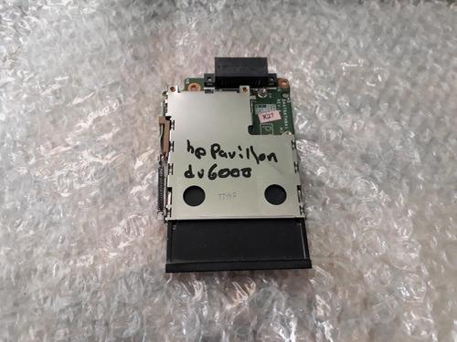 tarjeta control remoto hp pavilion dv6000 series