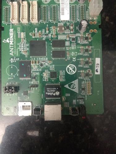 tarjeta controladora para antminer t9 y s9