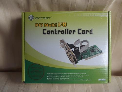 tarjeta controladora pci
