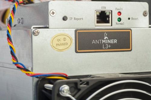 tarjeta controladora s9 instalación y configuración antminer