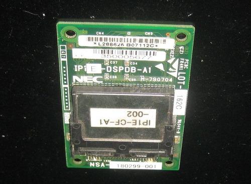 tarjeta correo de voz nec ip1e-dspdb-a1 conmutador topaz