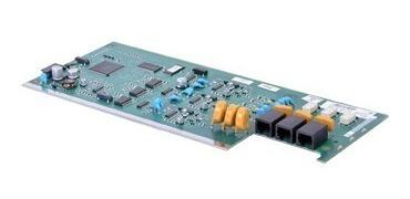 tarjeta de 3 lineas telefonicas para receptora mx8000