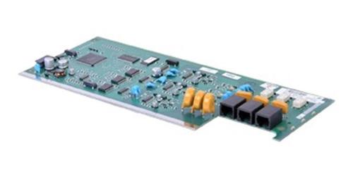 tarjeta de 3 lineas telefonicas para receptora mx8000-lc3