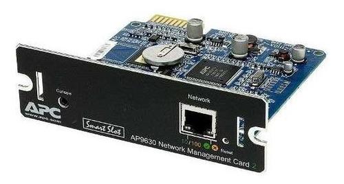 tarjeta de administración de red apc ups ap9630 - techbox