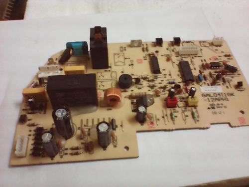 tarjeta de aire acondicionado electrolux frigidaire