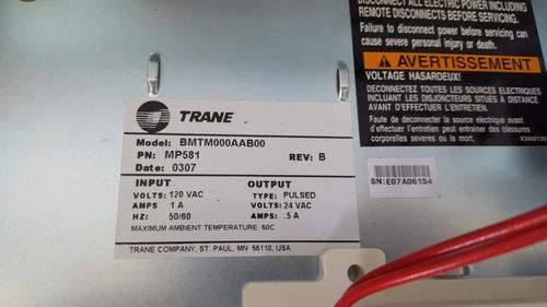 tarjeta de aire acondicionado trane modelo.bmtm000aab00