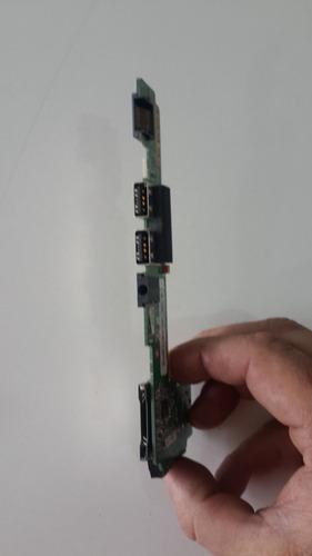 tarjeta de audio y puertos usb, ethernet asus r051bx