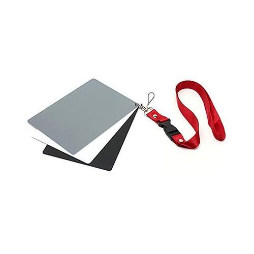 tarjeta de balance de blancos tarjeta gray gray 18%. el uso